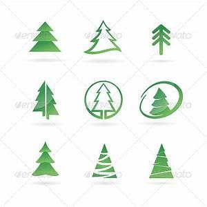 Simple Pine Tree Tattoo » Tinkytyler.org - Stock Photos ...