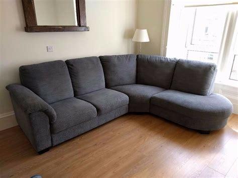 Corner Sofa Beds Ikea by Like New Grey Corner Sofa Ikea Tidafors Ono In