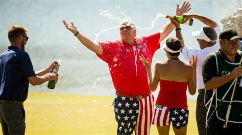 2x Olympian John Daly is a lovable idiot. : olympics