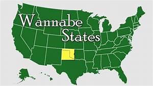 Wannabe States Of The United States
