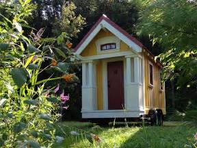 Top Photos Ideas For Tiny Home Cottage by 99 Sq Ft Anderjack Tiny Cottage On Wheels For 19 000