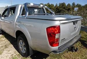 Nissan Navara Double Cabine : couvre benne nissan navara d40 double cabine cover truck autos post ~ Gottalentnigeria.com Avis de Voitures