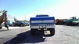 1987 Chevy Silverado 4x4 Shortbox 4 Speed Manual 8 Lug For