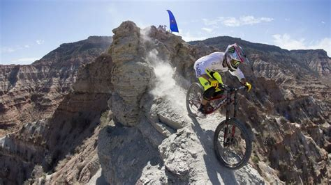 Bicycles sports extreme sports Red Bull Red Bull Rampage ...