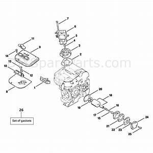 Stihl 012 Chainsaw  012avteq  Parts Diagram  Air  Oil Filter