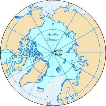 artic ocean globe pictures  images