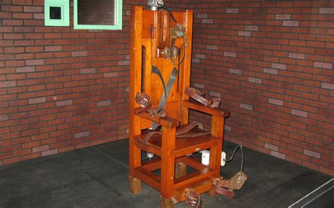 Electric Chair Executions On by Tennessee Brings Back Execution By Electric Chair Al