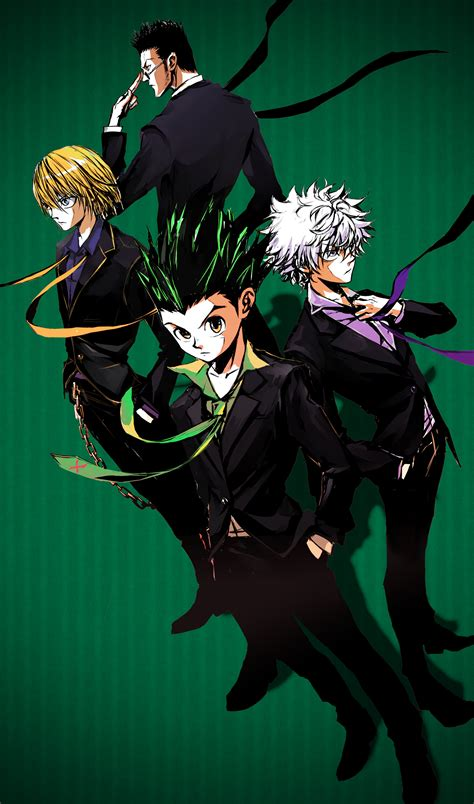 Hunter X Hunter Wallpapers (71+ Pictures