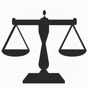 Scale Of Justice Icon | www.pixshark.com - Images ...