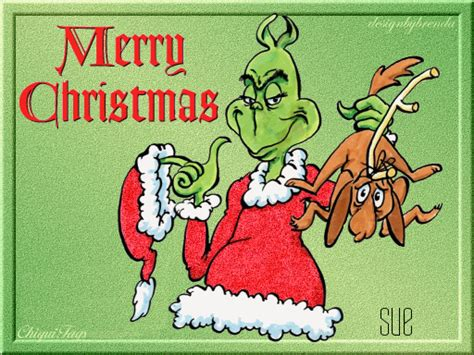 merry christmas grinch gif by bridalflowers2 photobucket