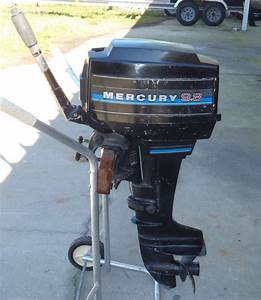 Mercury 9 8 Hp Outboard Electric Start Used Mercury Outboards
