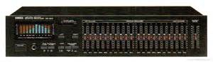 Yamaha Eq-500 - Manual - Stereo Graphic Equalizer