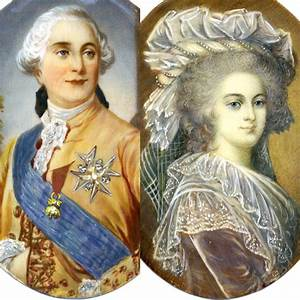 May 10, 1774. Louis XVI and Marie Antoinette become King ...