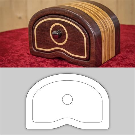 bandsaw box templates bandsaw box patterns free woodworking projects plans