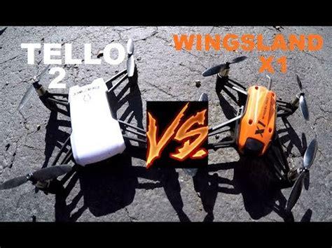 dji ryze tello   wingsland  flyability price comparison review youtube
