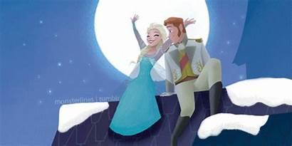 Elsa Hans Frozen Disney Anna Fan Cold