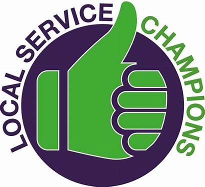 Service Local Champions Unison National