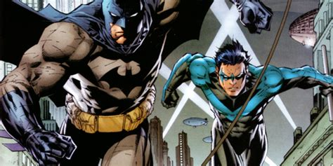 nightwing  woman rumored  batman  superman ign