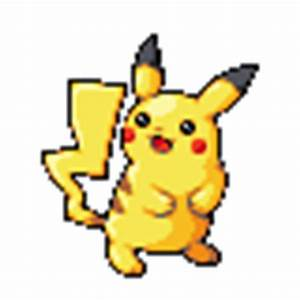 Custom Pikachu Sprite by Neslug on DeviantArt