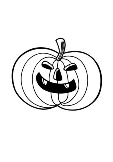 Ausmalbilder Halloween Kürbis  Halloween zum ausmalen