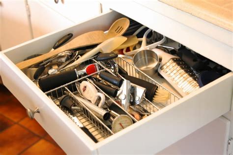 Ideas For Organizing Kitchen Pantry - diy custom drawer dividers simply organized