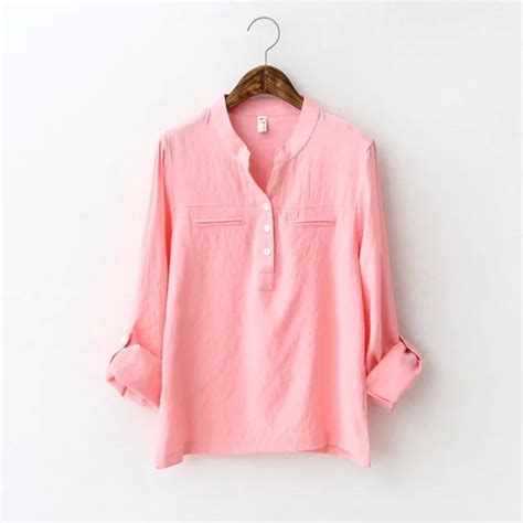 shirts vs blouses rg69 fashion office pink blouse for