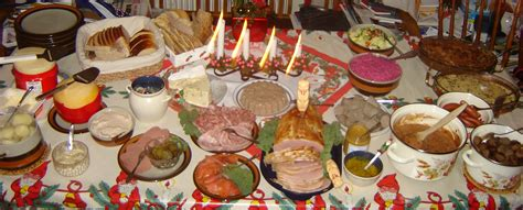 christmas food file julbord jpg wikipedia