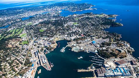 maps  downtown greater victoria tourism victoria