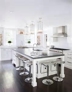 kitchen island with seating for 6 5 design ideas for kitchen islands with seating doorways magazine