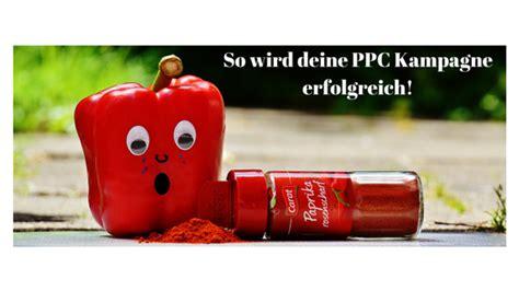 So Wird Deine Ppc Kampagne Erfolgreich!  Nils Rieter