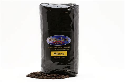 Its the same great locally roasted (in nottingham) coffee we serve in our grantham shop now available to enjoy at home. Milano Coffee Blend