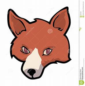 Fox Face Royalty Free Stock Photos - Image: 6207648