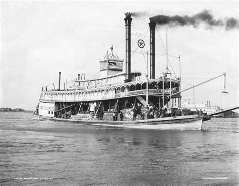 Steam Boat Old by 1900 Steamboat Steamboat Pinterest Steam Boats And
