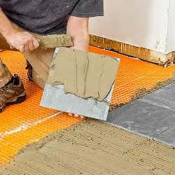 how to lay a tile floor renocompare
