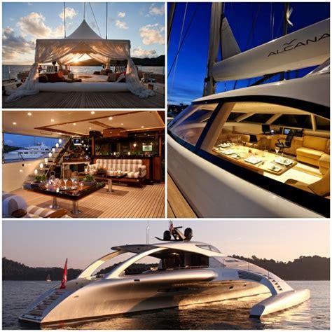 luxus yacht eine luxurioese art auf dem wasser zu leben