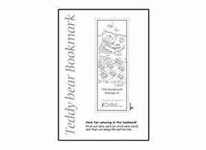 212 best images about teddy bear picnic on pinterest With world book day bookmark template