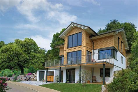 Haus Mit Erker Modern by Haus Mit Erker Modernes Haus Mit Erker Und Balkon Ytong