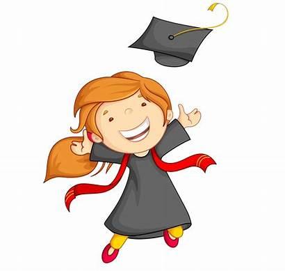Clipart Kindergarten Ceremony Graduation Clip Child Transparent