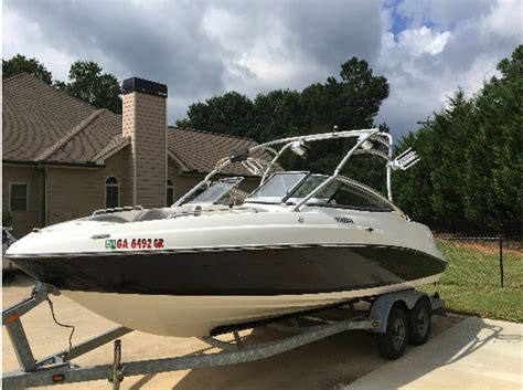 Ar230 Boat Cover by Yamaha Ar230 High Output Boats For Sale