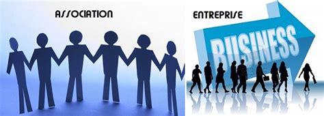 si鑒e social entreprise quelle est la différence entre une association et une entreprise quelle différence