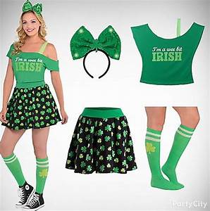 2017 Saint Patrick's Day Party Outfit, Costume Ideas ...