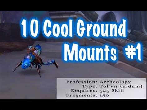 10 cool ground mounts location guides 1 world of warcraft