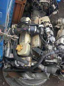 Used Nissan Cabstar Terrano Td27 Turbo Diesel Engine  U0026 Gearbox