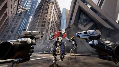 Robo Recall Virtual Reality Wallpapers Games Backgrounds