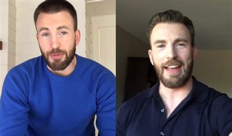Captain America star Chris Evans trends on Twitter ...