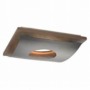 Square ceiling light cover rectangular plastic