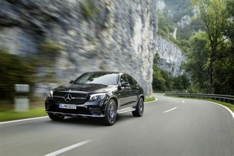 Price quoted is based on prevailing exchange rate. Mercedes-AMG GLC43 4Matic Coupe launched in India at 74.80 ...