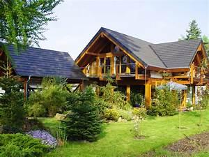 Modernes Landhaus Bauen : ein holzskeletthaus im nordischen stil mit charakter concentus modernes fachwerkhaus ~ Bigdaddyawards.com Haus und Dekorationen
