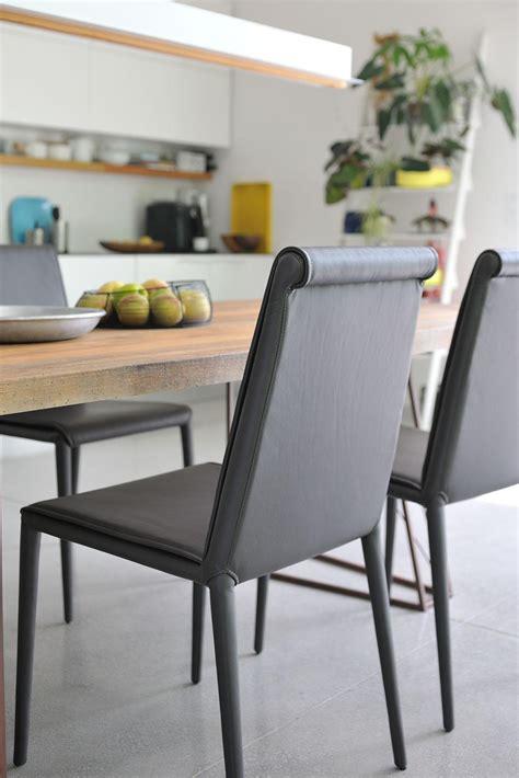 chaise originale chaise blanche de cuisine chaise blanche de cuisine grise
