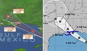 Tropical Storm Gordon: Gulf on alert as powerful 50mph ...